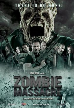 Zombie Massacre (2013) English BRRip 720p HD