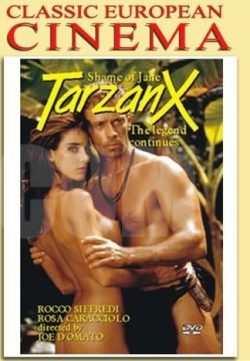 WATCH TARZAN X JUNGLE HEAT (Il Figlio De La Jungla) (1994) Online Free