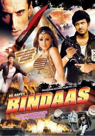 Be Happy Bindaas (2008)