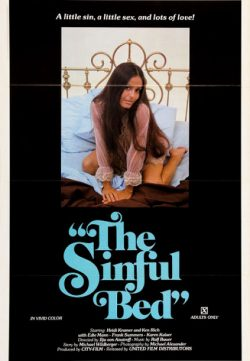 Watch The Sinful Bed (Das sündige Bett) (1973) Movie Online Free