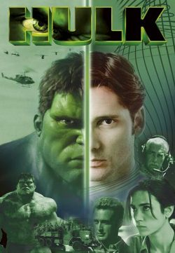 HULK (2003) Blu-Ray Dual Audio