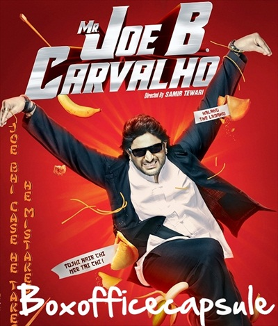 Mr. Joe B Carvalho (2014)