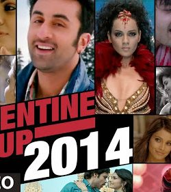 Valentine Mashup 2014 Full Song — Kiran kamath HD 2014