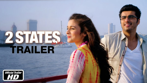 2 States (2014) Hindi Movie