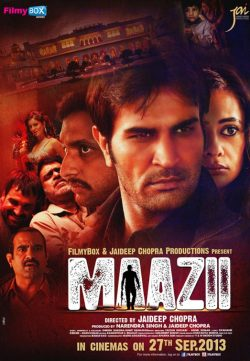 Maazii (2014) Watch Online Hindi Full Movie for free