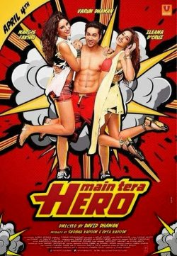 Main Tera Hero 2014 Movie Mp3 Songs Download