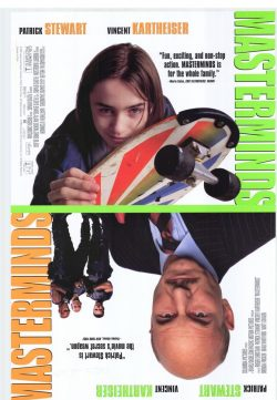 Masterminds (1997) Hindi Dubbed Movie Watch Online