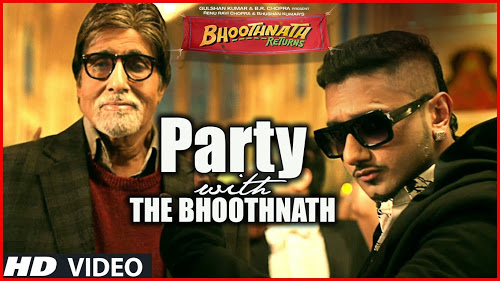 Party With The Bhoothnath