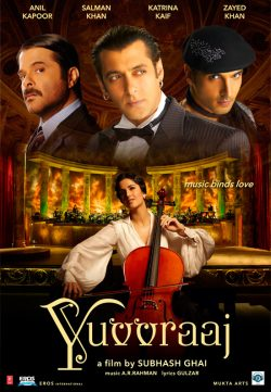 Yuvvraaj (2008) Hindi Movie Watch Online for free