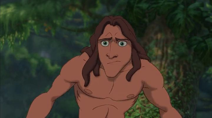 Tarzan (1999) 275MB 480p Dual Audio Watch Online