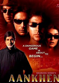 Aankhen 2002 Hindi Movie Watch Online free In Full HD 1080p 2