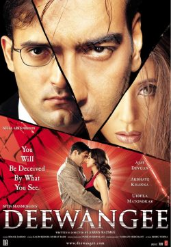 Deewangee (2002) hindi movie watch online For Free In HD 1080p