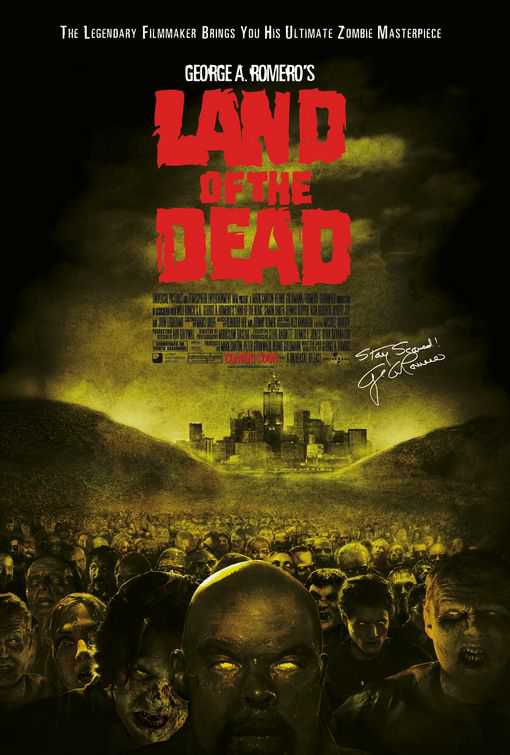 Land of the Dead (2005) Dual Audio