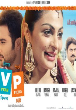 Ronde Sare Viyah Picho (2013) Full Punjabi Movie Watch Online In HD 1080p