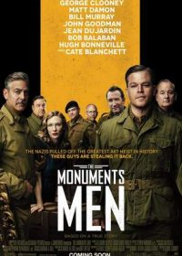 The Monuments Men 2014 Full Movie Watch Online Free In HD 1080p 5
