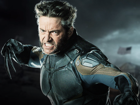 X-Men Specials Hugh Jackman Becoming Wolverine (2014)