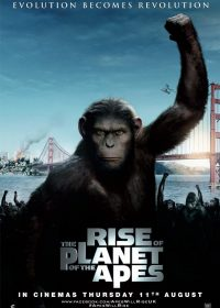 Rise of the Planet of the Apes (2011) Watch Online Movie In HD 720p 1