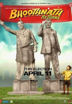 Bhoothnath Returns (2014) 720p DVDRip Hindi Movie Watch Online