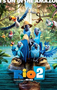 Rio 2 (2014) Hindi Dubbed Movie Watch Online For Free In HD 1080p