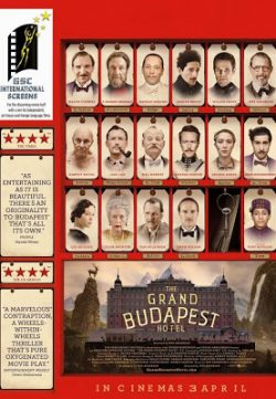 The Grand Budapest Hotel (2014)  Watch Online For Free In HD 1080p