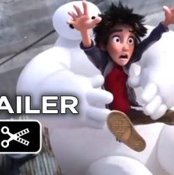 Big Hero 6 (2014) English Movie Official Trailer HD 1080p