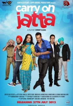Carry on Jatta (2012) Punjabi Movie Watch Online FOr Free In HD 1080p