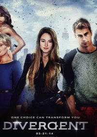 Divergent (2014) 300MB Movie Free Download Hindi Dubbed 1080p 1