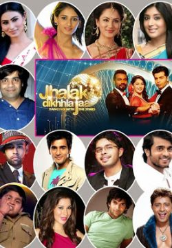 Jhalak Dikhla Jaa Season 7 (2014) Episode 12 – 13th July free Download In HD 1080p