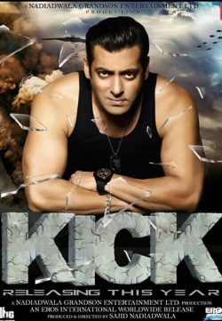 Kick 2014 DVDScr 300MB Free Download In 480p