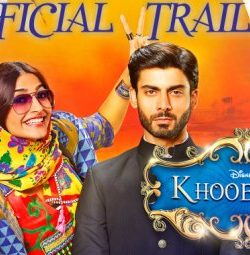 khoobsurat (2014) Hindi Movie Official Trailer In HD 720p