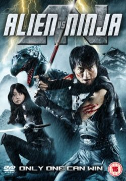 Alien vs Ninja (2010) Movie In Hindi Dubbed Free Download In 300MB