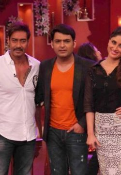 Comedy Nights With Kapil 3rd August (2014) HD 1080P 300MB Free Download