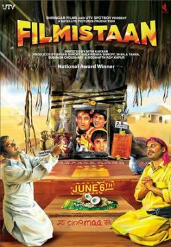 Filmistaan (2014) Hindi Movie Watch Online For Free In HD 1080p Free Download 300MB