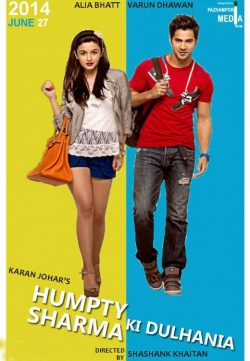 Humpty Sharma Ki Dulhania (2014) Hindi Movie Watch online For Free In HD 720p