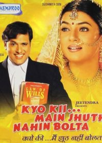 Kyo Kii Main Jhuth Nahin Bolta 2001 Full Movie 300MB Download 1080p 1