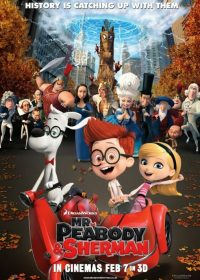 Mr Peabody And Sherman 2014 Movie Watch Online In HD 720p Free Download 1