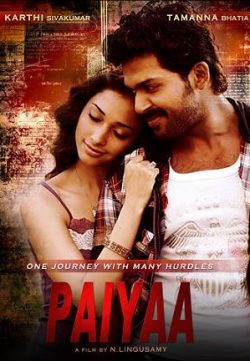 Paiyaa (2010) Tamil Movie in Hindi Dubbed Free Download In 300MB