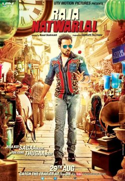 Raja Natwarlal (2014) Hindi Movie Free Download in 300MB 720p