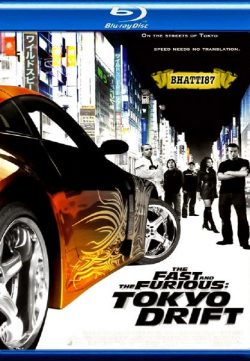 The Fast and the Furious Tokyo Drift 2006 Dual Audio 300MB Free Download 1080p