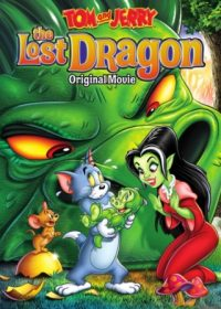 Tom And Jerry The Lost Dragon 2014 DVDRip 200mb Free Download 1