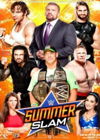 WWE Summer Slam 2014 watch Online Fo In HD 750p Free Download 300MB 1