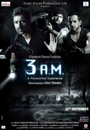 3 A.M: A Paranormal Experience (2014) Hindi Movie