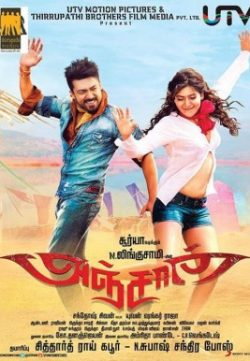 Anjaan 2014 Movie In Hindi Dubbed Free Download HD 720p 300MB