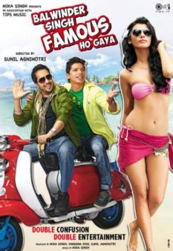 Balwinder Singh Famous Ho Gaya (2014) Hindi Movie Download 320MB 480p