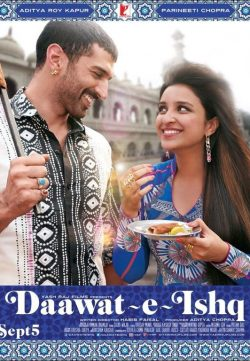 Daawat-e-Ishq (2014) Hindi Movie Free Download 480p DVD