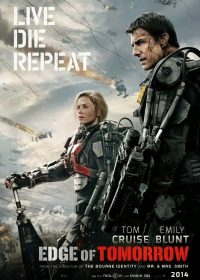 Edge of Tomorrow 2014 HD 300mb 480p Free Download 1