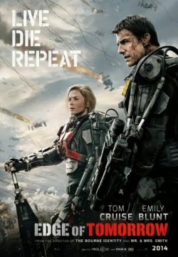Edge of Tomorrow 2014 HD 300mb 480p Free Download