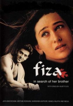 Fiza (2000) Hindi Movie Free Download 720p 250MB