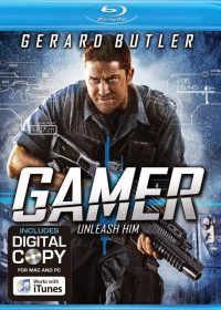 Gamer 2009 720p BluRay Hindi Dubbed Dual Audio 900MB 1