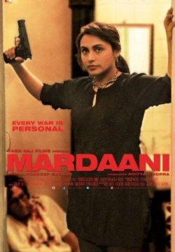 Mardaani (2014) Hindi Movie Free Download In HD 350MB 480p